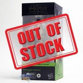 Star Wars The Black Series 6-inch Return of the Jedi #05 Han Solo Endor