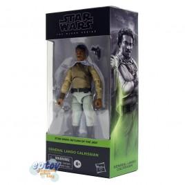 Star Wars The Black Series 6-inch Return of the Jedi #07 General Lando Calrissian