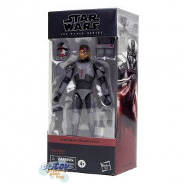 Star Wars The Black Series 6-inch The Bad Batch #01 Hunter