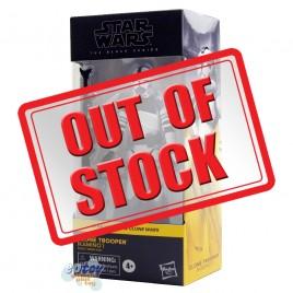 Star Wars The Black Series 6-inch The Clone Wars #01 Clone Trooper Kamino