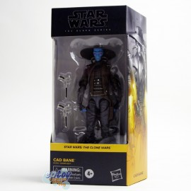 Star Wars The Black Series 6-inch The Clone Wars #06 Cad Bane