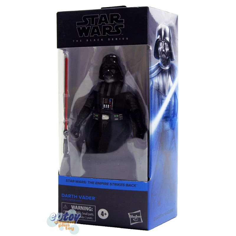 Star Wars The Black Series 6-inch The Empire Strikes Back #01 Darth Vader