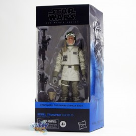 Star Wars The Black Series 6-inch The Empire Strikes Back #03 Rebel Trooper Hoth