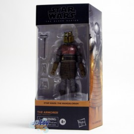 Star Wars The Black Series 6-inch The Mandalorian #04 The Armorer