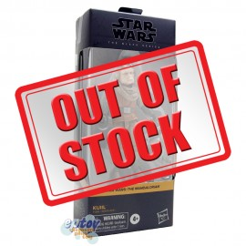 Star Wars The Black Series 6-inch The Mandalorian #07 Kuiil