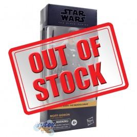 Star Wars The Black Series 6-inch The Mandalorian #08 Moff Gideon