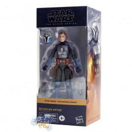 Star Wars The Black Series 6-inch The Mandalorian #10 Bo-Katan Kryze
