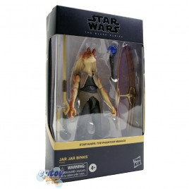 Star Wars The Black Series 6-inch The Phantom Menace #01 Jar Jar Binks