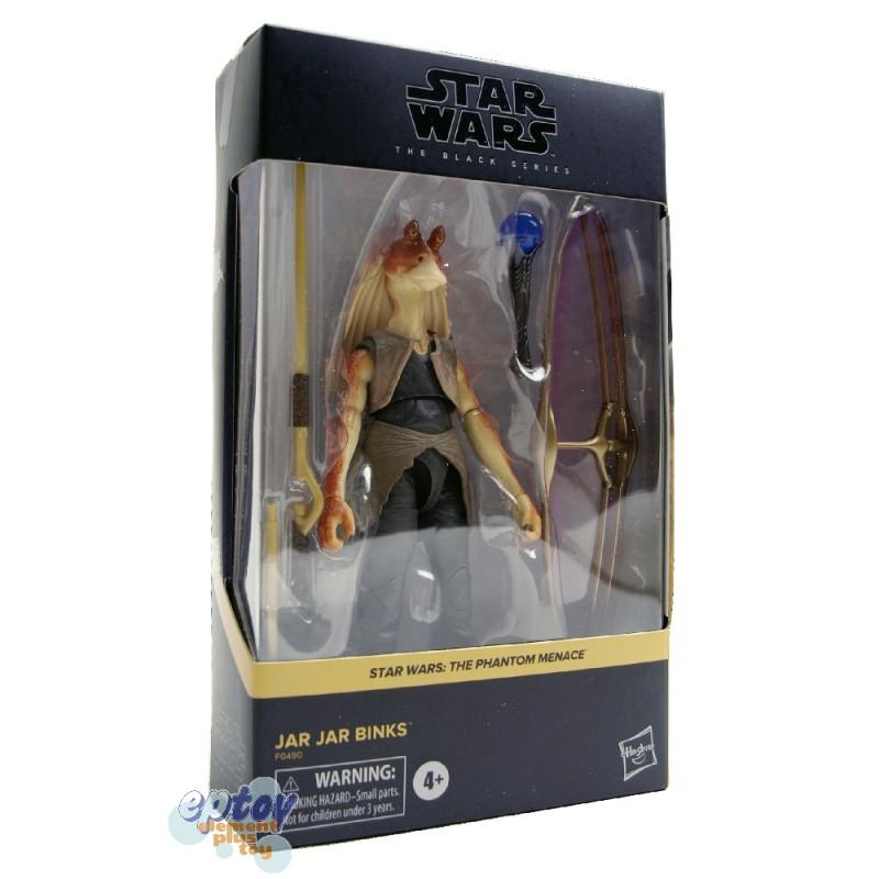 Star Wars The Black Series 6-inch The Phantom Menace #01 Jar Jar Binks
