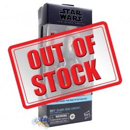 Star Wars The Black Series 6-inch The Rise of Skywalker #01 Rey Dark Side Vision