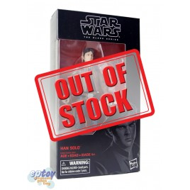 Star Wars The Black Series 6-inch #62 Han Solo