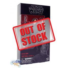 Star Wars The Black Series 6-inch #45 kylo Ren