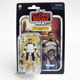 Star Wars Vintage Collection 3.75-inch VC168 Clone Commander Wolffe