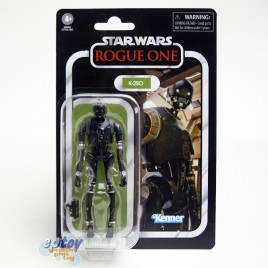 Star Wars Vintage Collection 3.75-inch VC170 Rogue One K-2SO