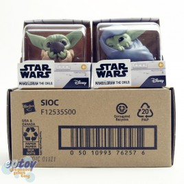 Star Wars Mandalorian The Bounty Collection The Child Baby Yoda #2 Soup Sipping #5 Blanket Wrapped Two-Pack