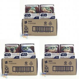 Star Wars Mandalorian The Bounty Collection The Child Baby Yoda Set of 6