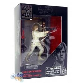 Star Wars 40th Anniversary Titanium Series 3.75-inch Luke Skywalker