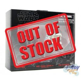 Star Wars Titanium Series Helemets 01 Kylo Ren & Poe Dameron