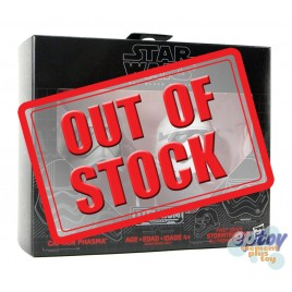 Star Wars Titanium Series Helemets 02 Captain Phasma & Fiat Order Stormtrooper